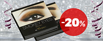 Christian Smokey Eyes - 20% discount
