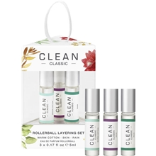 Clean Trio Giftset