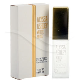 Alyssa Ashley White Musk - Eau de toilette