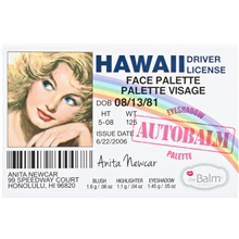 Autobalm Hawaii - Face Palette