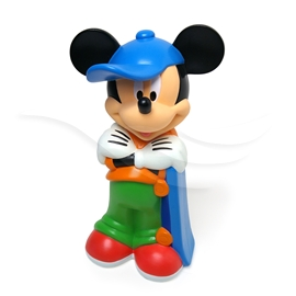 Mickey 3D Urban Generation Bath/Shower Gel