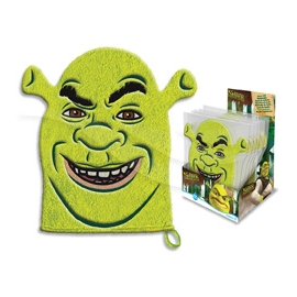 Shrek Bath Mitt