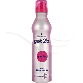 got2b Sparkling Shine Hairspray