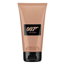 Bond 007 For Women - Body Lotion