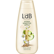 LdB Lotion Hydra Sensitive, Apple & Aloe Vera