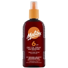 Malibu Dry Oil Spray SPF 6