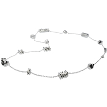 Carina Necklace - Silver