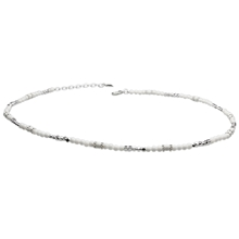 Delight Necklace - White