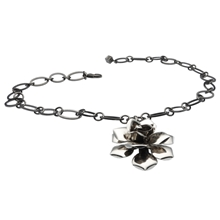 Ingrid Necklace - Black