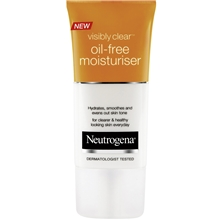 Visibly Clear Oil Free Moisturiser
