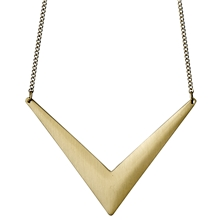 Destiny Necklace Gold Plated