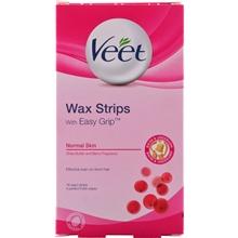 Veet bikini and underarm wax strips