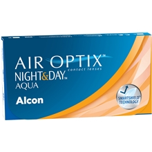 Air Optix Night&Day Aqua 3p