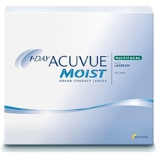1-Day Acuvue Moist Multifocal 90p