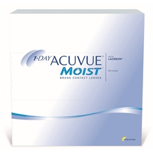 1-Day Acuvue Moist 90p
