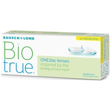 Biotrue ONEday for Presbyopia 30p