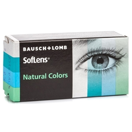 soflens natural colors 2p - Soflens Natural Colors