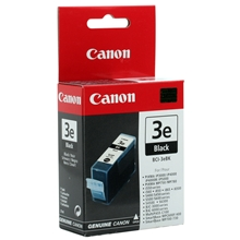Canon Ink BCI-3EBK Black