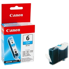 Canon Ink BCI-6C Cyan 4706A002