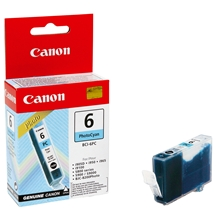 Canon Ink BCI-6PC Photo Cyan 4709A002