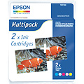Epson Ink T027 5-color 2-pk C13T02740310