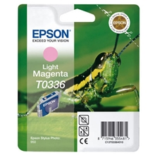 Epson Ink T0336 Light Magenta C13T03364010