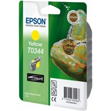 Epson Ink T0344 Yellow C13T03444010