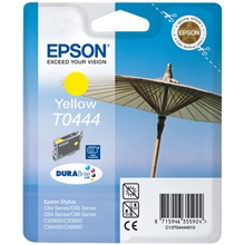 Epson Ink T0444 Yellow Hi-Cap C13T04444010