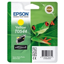 Epson Ink T0544 Yellow C13T05444010
