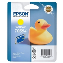 Epson Ink T0554 Yellow C13T05544010