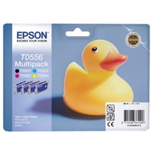 Epson Ink T0556 PhotoPack C/M/Y/B C13T05564010