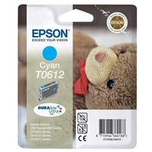 Epson Ink T0612 St Cyan C13T06124010
