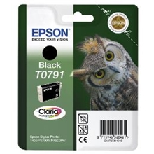 Epson T0791 BLACK INK CARTRIDGE C13T07914010