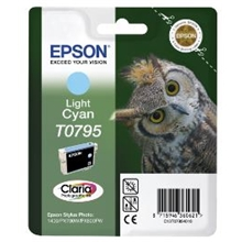 Epson Ink T0795 Light Cyan C13T07954010