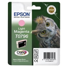 Epson Ink T0796 Light Magenta C13T07964010