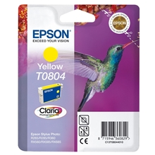 Epson Ink T0804 Yellow C13T08044011