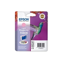 Epson Ink T0806 Light Magenta C13T08064011
