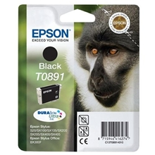 Epson T0891 ink black for Stylus S20 C13T08914011