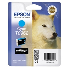 Epson T0962 CYAN CARTRIDGE C13T09624010