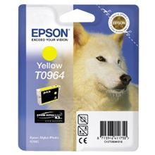 Epson T0964 YELLOW CARTRIDGE C13T09644010