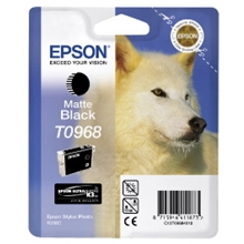 Epson T0968 MATTE BLACK CARTRIDGE C13T09684010