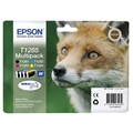 Epson T1285 4 Color Ink C13T12854010