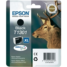 Epson Ink T1301 black XL C13T13014010