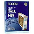 Epson Ink T485 Light Cyan C13T485011
