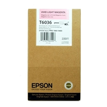 Epson Vivid light magenta 220ml C13T603600