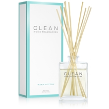 Clean Warm Cotton - Reed Diffuser