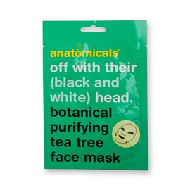 Bot T Tree Face Mask