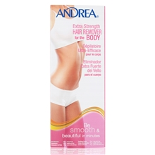 1 set - Andrea Extra Strength Hair Remover Body