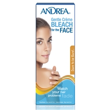Andrea Gentle Creme Bleach Face