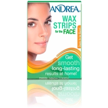 Andrea Wax Strips Face